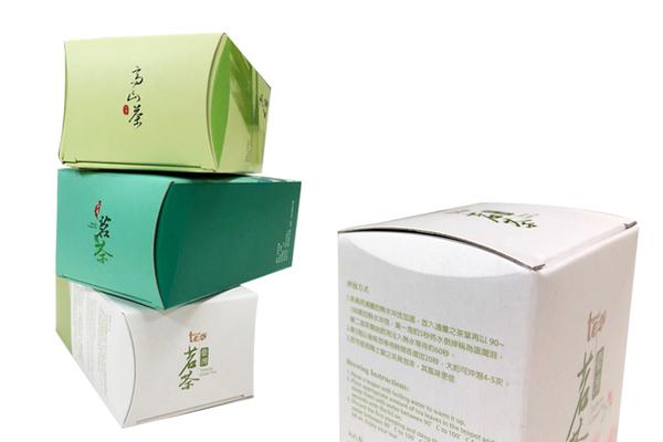 {Tea台灣茗茶}四兩茶葉提袋(50個/組) 提袋/茶葉提袋/台灣茶