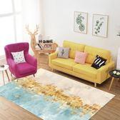 雙十二鉅惠地毯客廳茶幾家用沙發北歐現代簡約長方形歐式可機洗地毯  巴黎街頭 創意小鋪