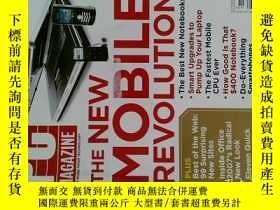 二手書博民逛書店PC罕見Magazine 2006年11月7日 英文個人電腦雜誌 可用樣板間道具雜誌Y14610