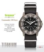 瑞士Traser Commander 100 Force 軍錶-(公司貨) #100287/分期零利率