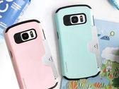 韓國 Phonefoam 三星 S7 Edge S8+ Plus Note5 經典卡片收納抗震手機殼 保護殼【AN82001】