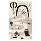 丹麥 OYOY 純棉地毯-奇幻冒險