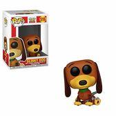 【 Funko 】 POP!系列 Q版公仔 迪士尼 玩具總動員 - 彈簧狗╭★ JOYBUS玩具百貨
