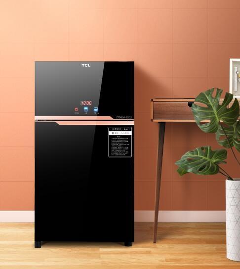 TCL80A消毒櫃家用小型立式廚房臺式商用大容量高溫餐具雙門碗筷櫃