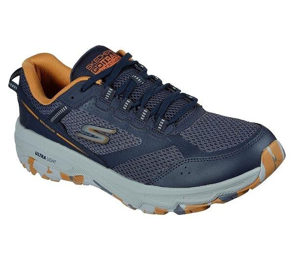 Skechers Go Run Trail Altitude [220112NVMT] 男女鞋 運動 慢跑 避震 藍