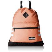Adidas-  愛迪達經典背袋包(塵粉色)