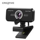 【防疫專區】Creative 創巨 Creative Live! Cam Sync 1080p V2 網路攝影機~噪音消除~附帶隱私鏡頭蓋