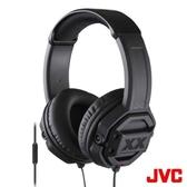 JVC 美國研發極限重低音智慧型線控 耳罩式耳機 HA-MR60X