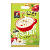 J-桂格奇亞籽麥片蘋果牛奶29G x10【愛買】