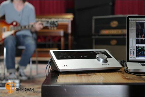 【缺貨】Apogee Quartet 頂級錄音界面/錄音卡/DA Quartet for iPad&Mac 行動錄音室(公司貨)