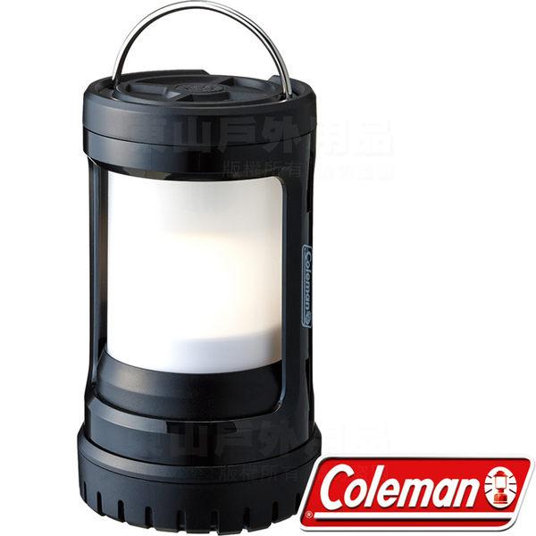 Coleman CM-31272黑色 Batterylock 緊湊型營燈