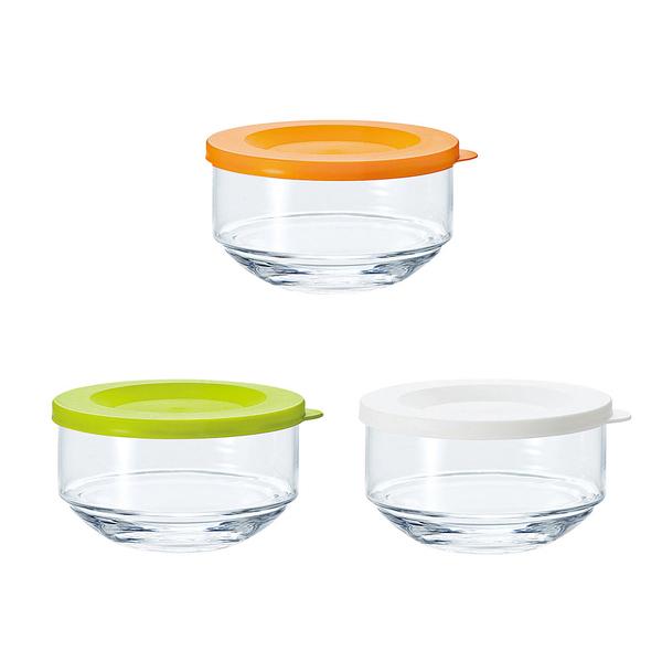日本TOYO-SASAKI 玻璃罐3入組-共3色