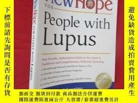 二手書博民逛書店NEW罕見HOPE FOR LUPUS (16開) 【詳見圖】Y5460 Theresa Foy Digero