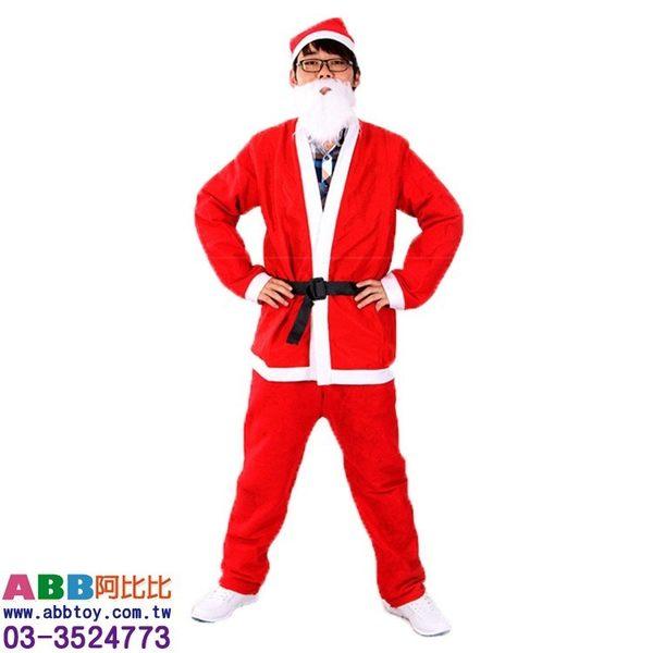 A0798◆聖誕老人衣_大人#聖誕老人聖誕老公公#衣服#服裝#衣#裝#裝扮#變裝#聖誕節