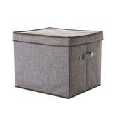 特力屋品味布質方型收納盒