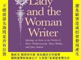二手書博民逛書店The罕見Proper Lady And The Woman WriterY364682 Poovey, Ma