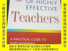 二手書博民逛書店9罕見Habits of Highly Effective Te