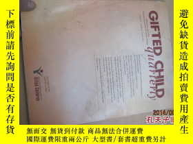 二手書博民逛書店8553GIFTED罕見CHILD QUARTERLY VOL.