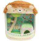 【角落生物 動物園】角落生物 動物園 絨毛娃娃擺飾 ss號專用 角落小夥伴 日本正版 該該貝比