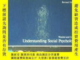 二手書博民逛書店Understanding罕見Social Psychology