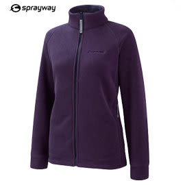 丹大戶外用品 英國【sprayway】2149-331 PIRI 琵瑞 女款刷毛保暖外套 紫