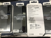 限量出清 三星 SAMSONG S20+ S20PLUS 原廠透視感應皮套 (灰色) 原價1390元