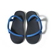[好也戶外]mont-bell SOCK-ON涼鞋 黑 汽油藍/鈷藍 深藍/藍 NO.1129476