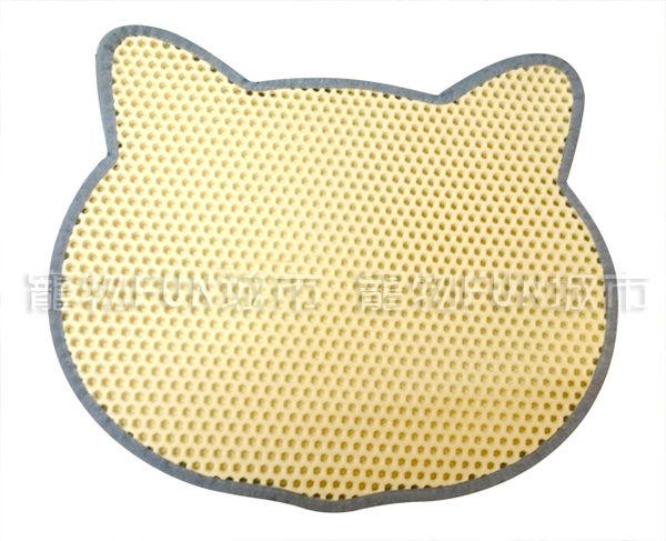 *~寵物FUN城市~*寬達立K.D.L-貓砂樂園 雙層貓砂墊(共三種顏色/寵物用品,貓砂墊,貓抓板,尿片墊)