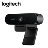 Logitech 羅技 BRIO 4K HD 視訊會議 網路攝影機 【贈飲料杯套】