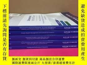 二手書博民逛書店CFA罕見2019 Program Exam Prep SchweserNotes for the CFA Ex