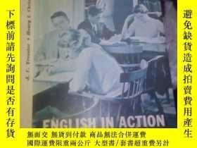 二手書博民逛書店Junior罕見English in Action(2)60年精
