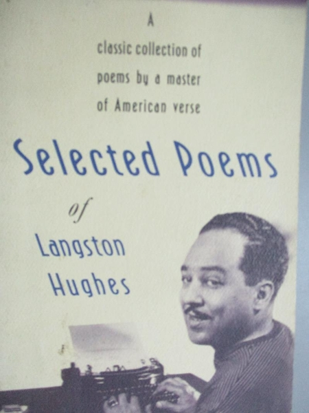 【書寶二手書T5/原文書_KJG】Selected Poems of Langston Hughes_Hughes, L