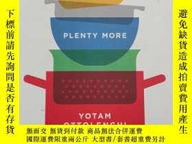 二手書博民逛書店plenty罕見more vibrant vegetable c