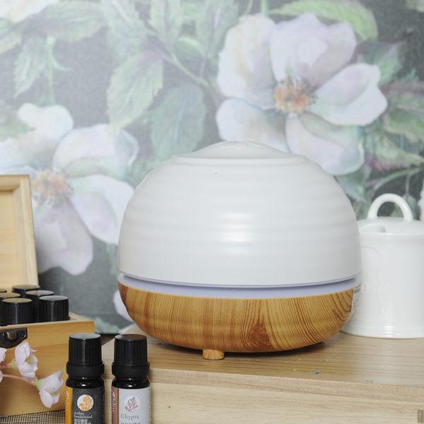 木質蘭馨音波香氛水氧機-生活工場