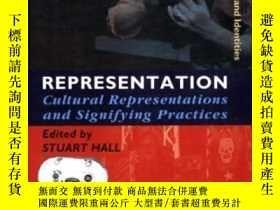 二手書博民逛書店Representation:罕見Cultural Representations And Signifying