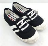 韓系簡約懶人帆布鞋《7+1童鞋》D234黑色