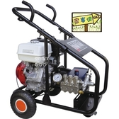 [ 家事達 ] 物理牌 13HP 引擎式 強力高壓洗淨機 高壓清洗 洗車機