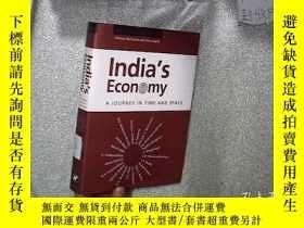 二手書博民逛書店INDIA S罕見ECONOMY 印度經濟 32開Y261116