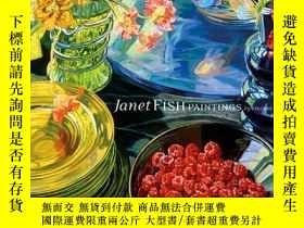 二手書博民逛書店Janet罕見FishY364682 Vincent Katz Harry N. Abrams 出版2002