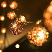 裝飾燈咖啡館節日酒吧氣氛DIY串燈戶外室內燈【八五折限時免運直出】