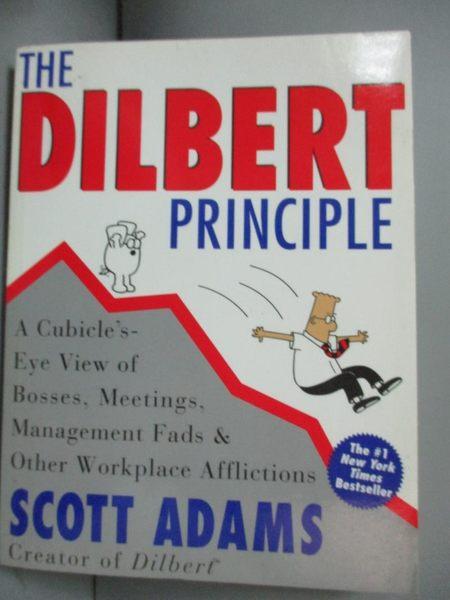 【書寶二手書T4/財經企管_IGB】The Dilbert Principle_Adams, Scott