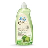 【澳洲Natures Organics 】植粹濃縮洗碗精綠茶萊姆900mlx3 入箱購
