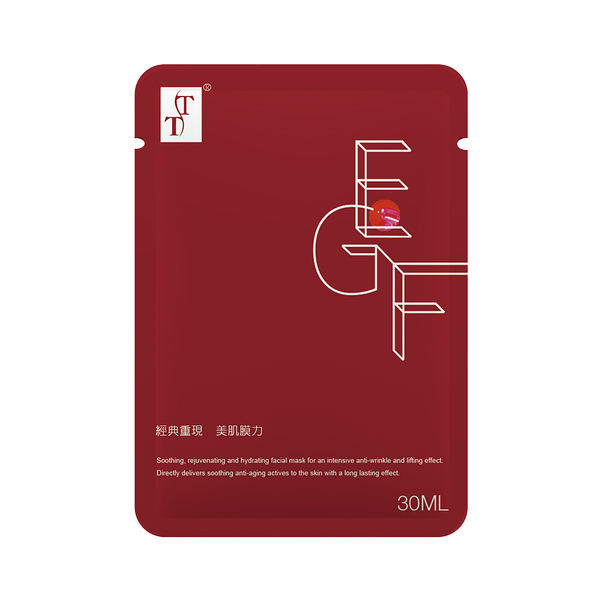 TT KOTEMEIN 波特嫚 經典系列 EGF賦活修護面膜 30mll* (10片/袋)