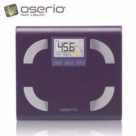 FFP-330D體脂肪計oserio歐瑟若電子式體脂計FFP330D(紫蘿蘭) ◆醫妝世家◆