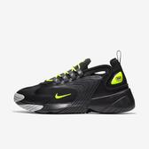 Nike Zoom 2k [AO0269-008] 男鞋 運動 休閒 慢跑 健身 經典 氣墊 避震 球鞋 穿搭 黑黃