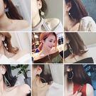韓國耳飾潮人氣質長款耳環2018新款潮個性耳墜百搭簡約吊墜耳釘女【跨店滿減】