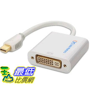[104美國直購] 新品 Cable Matters® Gold Plated Mini DisplayPort _TB1  $524
