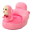 新款可愛寶寶小坐凳兒童沙發卡通懶人座椅嬰兒學坐沙發靠椅子 YDL
