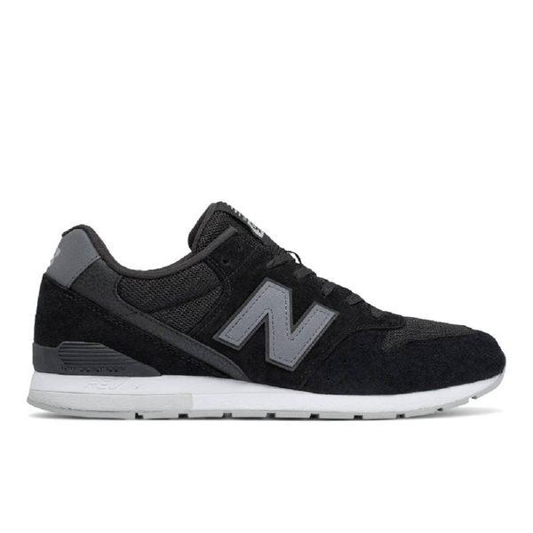 【New Balance】996復古鞋 MRL996JN-D 男鞋 黑
