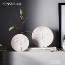 現代北歐藝術創意人臉面具花瓶擺件家居客廳書房搭配裝飾干花花瓶 LJ5199【極致男人】